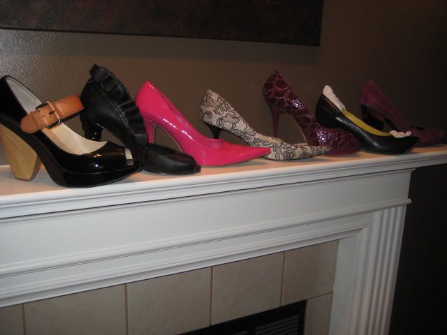 Donloree's Shoe Collection
