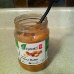 Just ONE bite? Nope that darned cute spoon keeps finding its way back into the jar and then into my mouth!