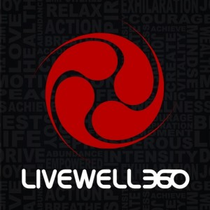 Live well 360 logo
