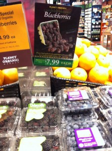 Expensive Blackberries