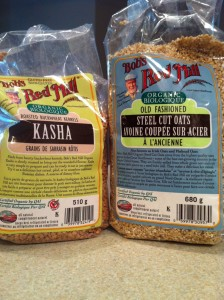 Kasha vrs Steel Cut Oats