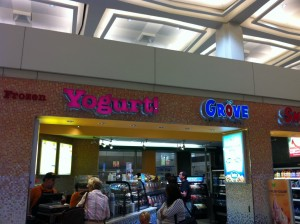 yogurt in texas