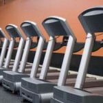 Oh the empty treadmills....how we all loathe you!