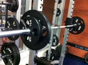 DL Personal Best on Squat - Jan 10, 2011