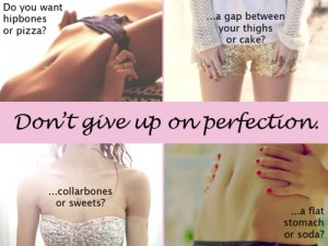 Perfect body? I think not.