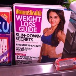 Stupid fitness magazines that lie to you