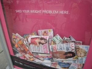 shed your weight problems here
