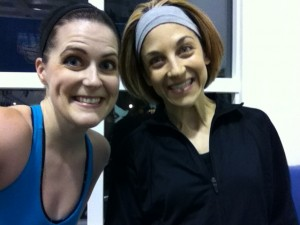 Donloree Hoffman and Kori Propst Fantasy Camp