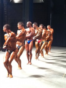 This is my perspective of nearly every INBF show.