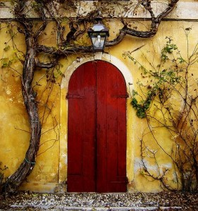 So many interesting doors to open up in life!