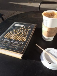 I read all over the place and candy bars in cups seems to help the reading go down!