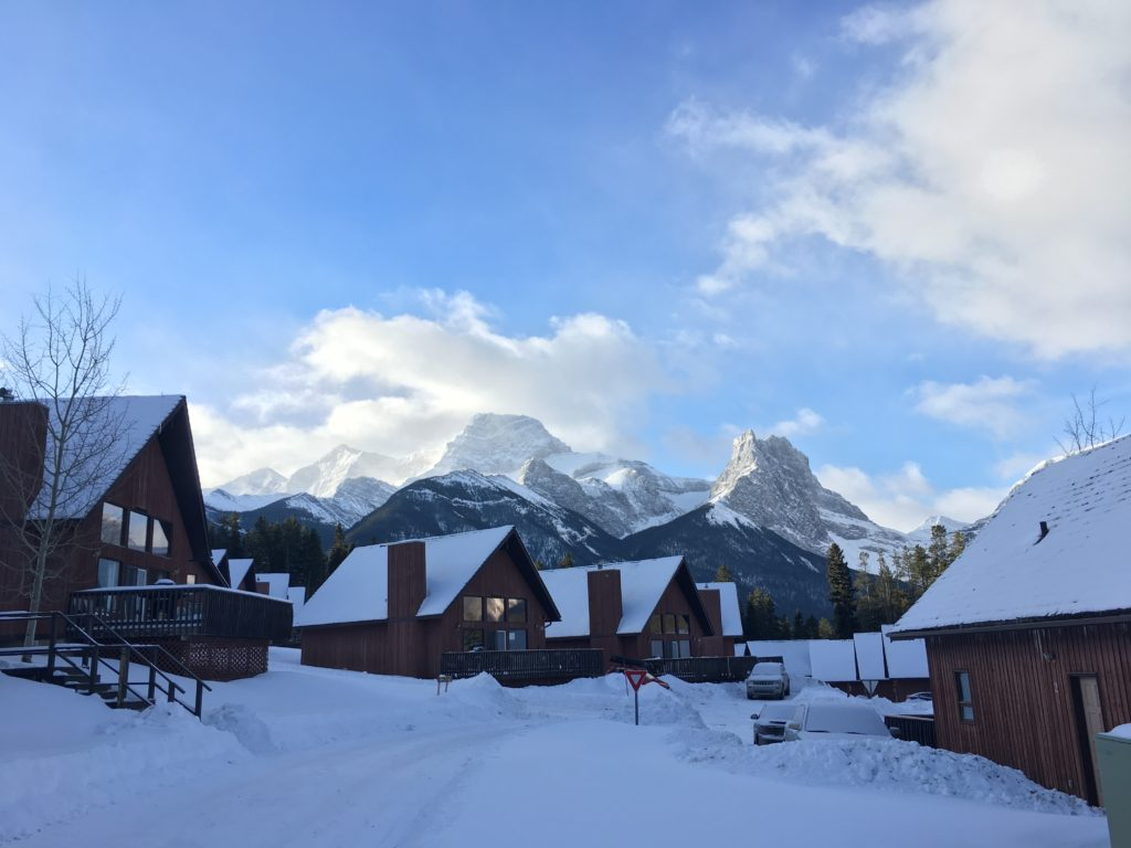 Canmore February