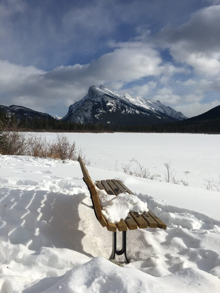 Mt Rundle Canmore