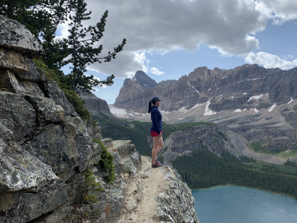 Lake O'Hara Huber Ledges